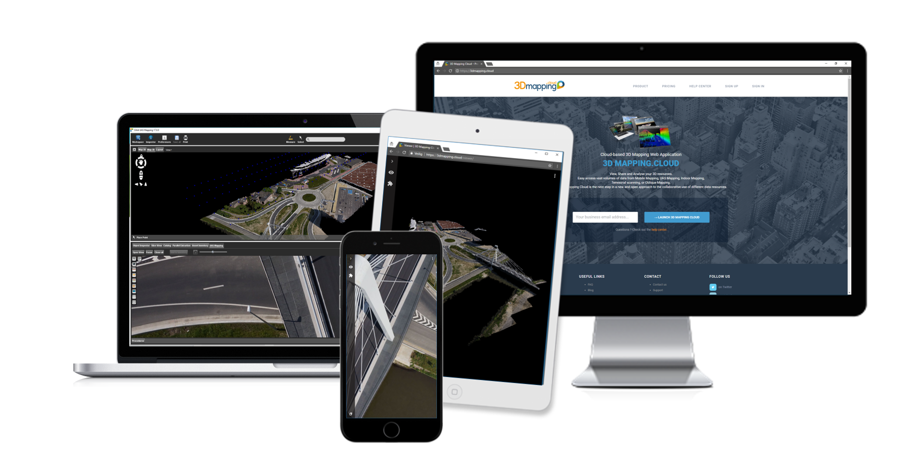 UAS Mapping solutions