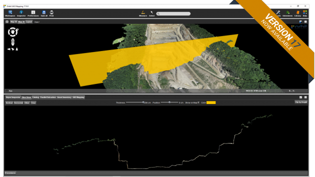 UAS Mapping version 17 available02