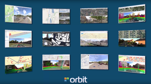 Orbit GT Orbit GT presents Mobile Mapping plugins at ILMF, Denver