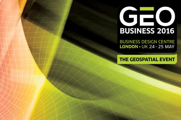 Orbit GT GeoBusiness 2016, London, UK