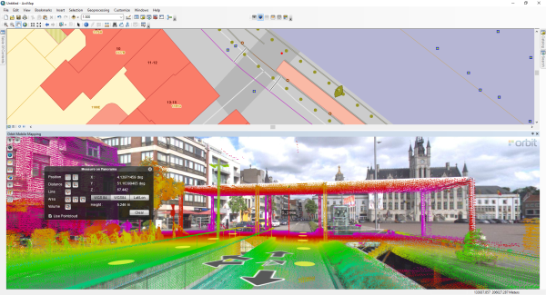 PR 2016-03-03 Orbit GT - Orbit GT launches new Mobile Mapping plugin for ArcGIS at Esri PC