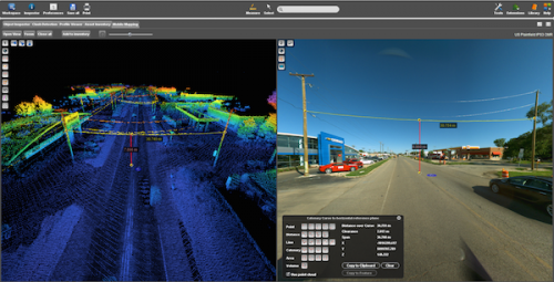 Orbit GT Orbit GT releases update for Mobile Mapping Feature Extraction solutions