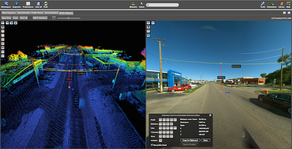 Orbit GT releases update for Mobile Mapping Feature