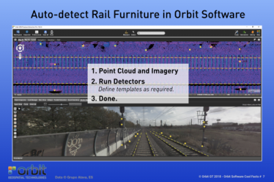 Auto-detect Rail Furniture