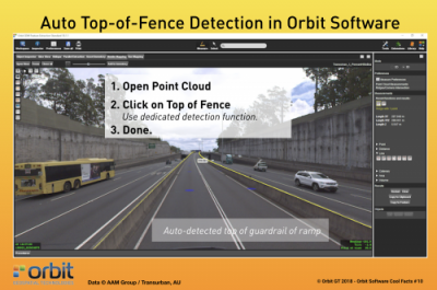 Auto Top-Of-Fence Detection