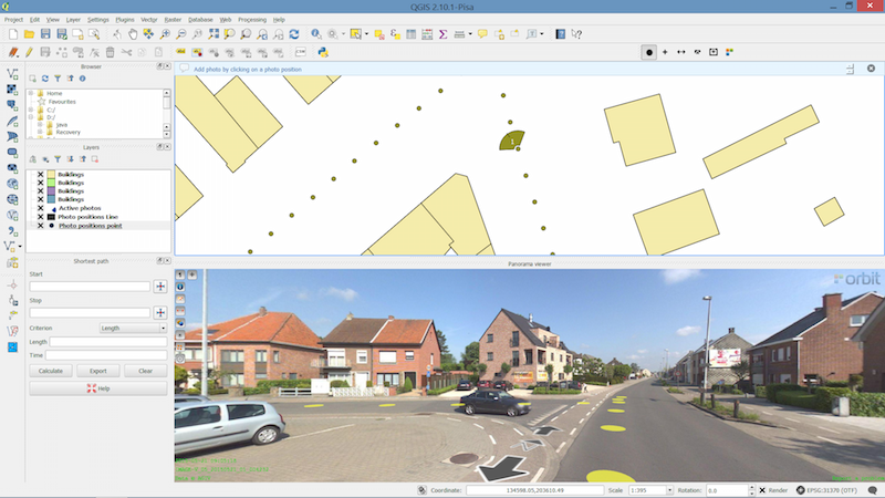 PR 2016-09-05 Orbit GT - Orbit GT launches QGIS plugin for Mobile Mapping