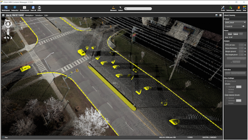 Orbit GT Orbit GT unveils Mobile Mapping Content Manager v17 features