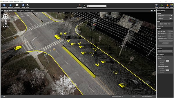 PR 2016-09-29 Orbit GT - Orbit GT unveils Mobile Mapping Content Manager v17 features