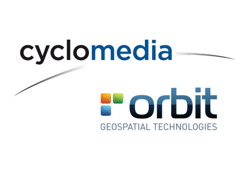 Orbit GT Orbit GT and CycloMedia join forces with product integration.