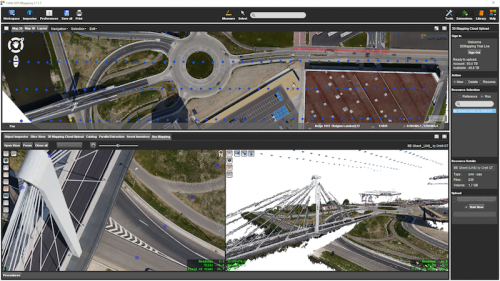 Orbit GT Orbit GT releases UAS Mapping v17.1 with Cloud Upload feature at UAV Expo, Brussels