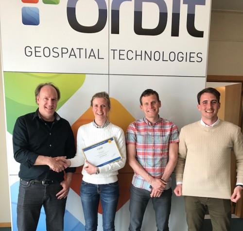 Orbit GT Orbit GT and WSP Group, Sweden update Gold Reseller status