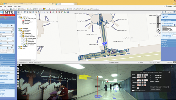 Indoor mapping at Los Angeles Airport: A Complex Spatial Story