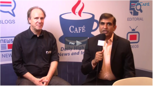 Orbit GT GIS Cafe posts article and video interview about 3D Mapping Cloud