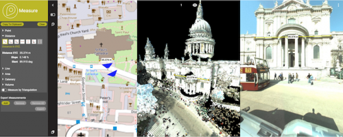 Orbit GT Orbit GT to showcase new 3D Mapping Cloud features at Intergeo, Berlin