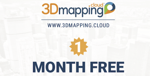 Orbit GT Orbit GT presenting Live at Intergeo – Join in to get free 3D Mapping Cloud coupons