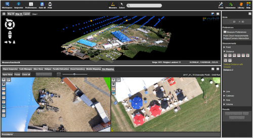 Orbit GT Orbit GT Launches new Feature Extraction product for Drones at UAV Expo, Las Vegas
