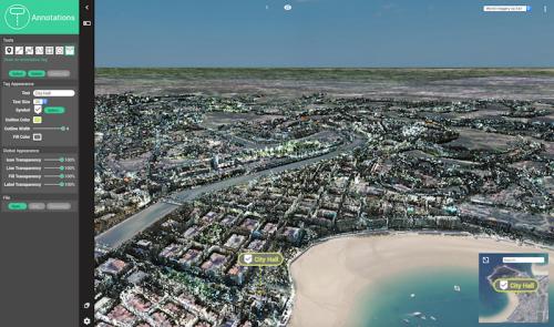 Orbit GT Orbit GT exhibits and showcases newest 3D Mapping Portfolio at SPAR 3D & AEC, Anaheim, CA