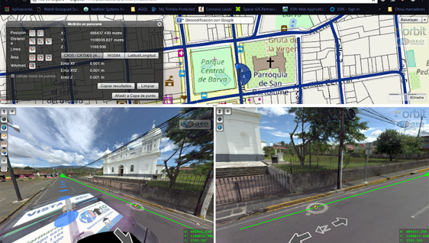 Vista 360: The digital transformation of Street Management in Costa Rica