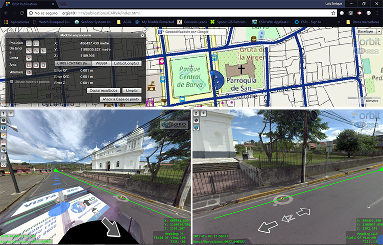 Orbit GT Vista 360: The digital transformation of Street Management in Costa Rica