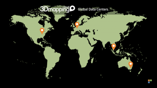 Data Center Mapping on