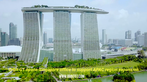 Orbit GT Orbit GT opens Singapore office to support APAC region expansion