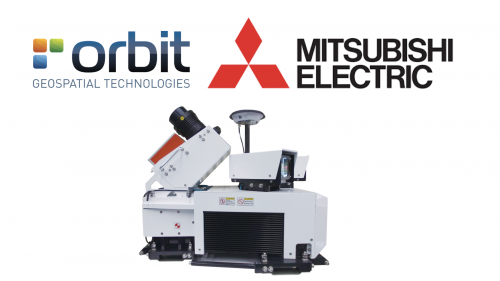 Orbit GT Orbit GT and Mitsubishi to co-operate and demo at Intergeo, Frankfurt
