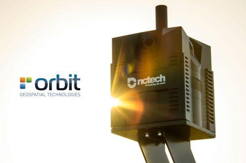 Orbit GT Orbit GT announces support for NCTech's iSTAR Pulsar at Intergeo, Frankfurt