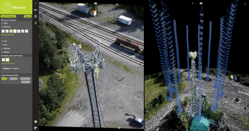 Orbit GT Orbit GT supports all types UAV imagery on desktop and www.3dmapping.cloud