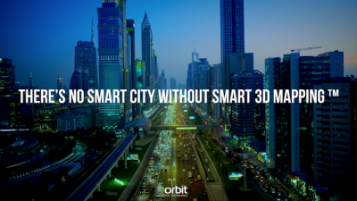 There's No Smart City without Smart 3D Mapping (tm)