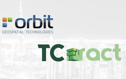Orbit GT and TCract, France, sign Reseller Agreement