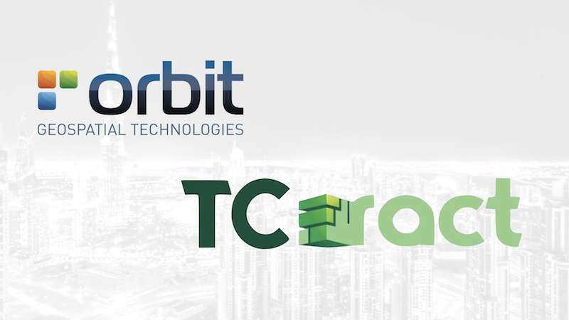 Orbit GT Orbit GT and TCract, France, sign Reseller Agreement