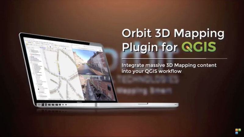 Orbit GT Orbit GT launches 3D Mapping portfolio v19.5 and QGIS plugin update.