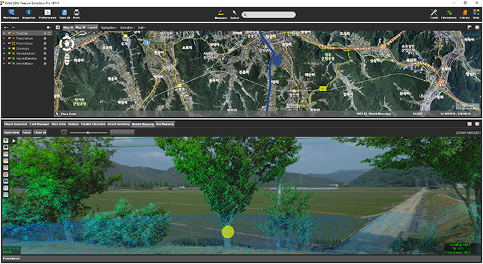 Orbit GT Managing Street-side trees in South Korea