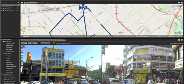 La Matanza, Argentina, optimizes public advertising using Mobile Mapping