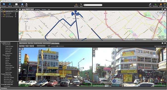 Orbit GT La Matanza, Argentina, optimizes public advertising using Mobile Mapping