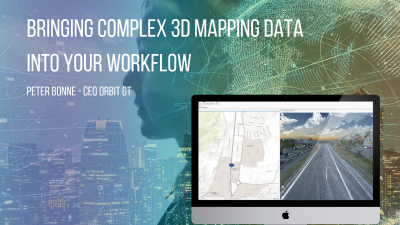 Bringing Complex 3D Mapping Data into Your Workflow