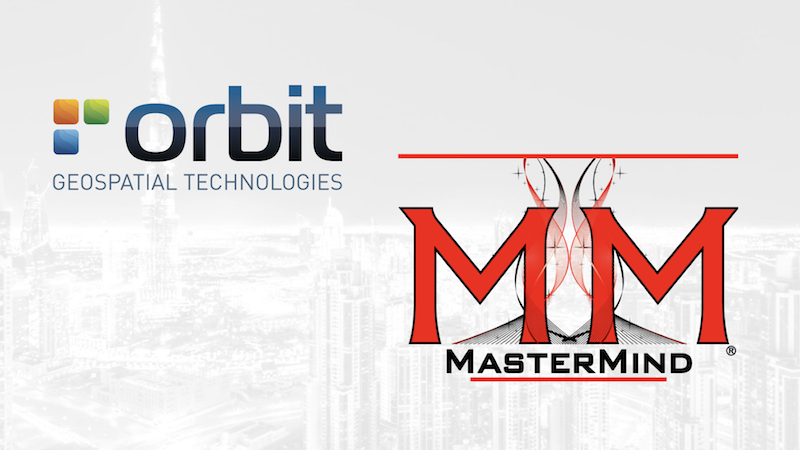 Orbit GT Orbit GT and MasterMind, USA, sign Reseller Agreement