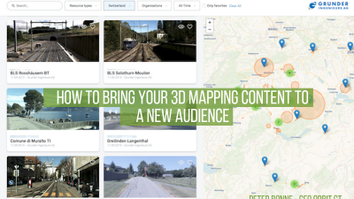 How to bring your 3D Mapping Content to a new Audience