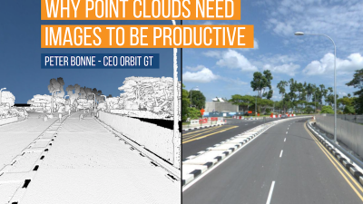 Why Point Clouds need Images to be Productive