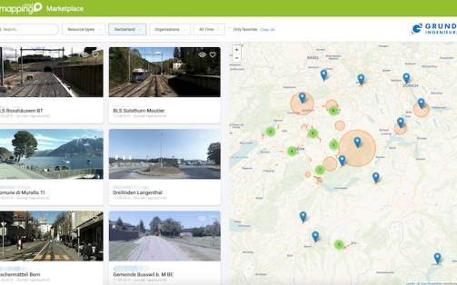 Orbit GT launches Marketplace for 3D Mapping Content at INTERGEO, Stuttgart