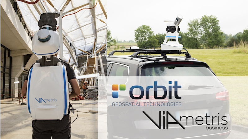 Orbit GT Orbit GT and Viametris, France, sign Reseller Agreement