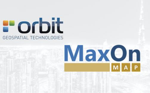 Orbit GT and MaxOn Map, Brazil, sign Reseller Agreement